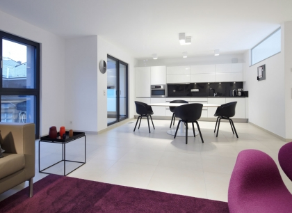 Appartement luxueux à Luxembourg-Limptersberg