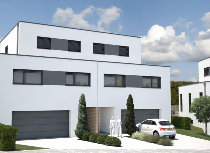 Maison unifamiliale en future construction à Ettelbruck