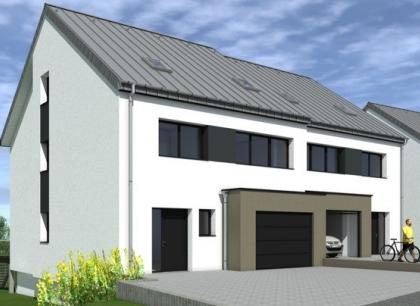Maison jumelée à Heispelt