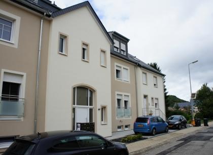 Duplex-Appartement, sehr hochwertig, zum Verkauf in Erpeldange-sur-Sûre