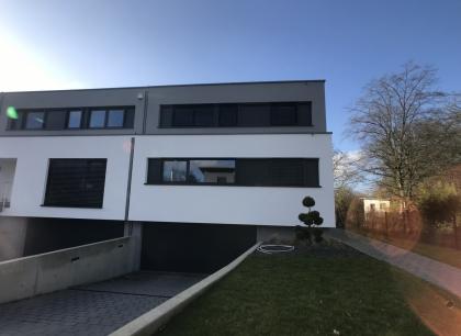 Superbe maison contemporaine en vente à Olm