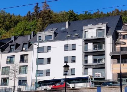 Duplex-Appartement, sehr hochwertig, zum Verkauf in Clerf