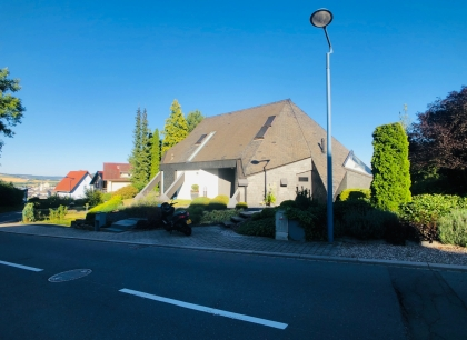 Villa d'architecte intemporel en vente à Ettelbruck