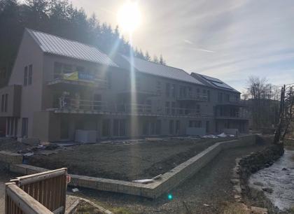 Nouvel appartement à louer à Clervaux