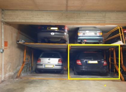 Garage mécanique à louer à Ettelbruck